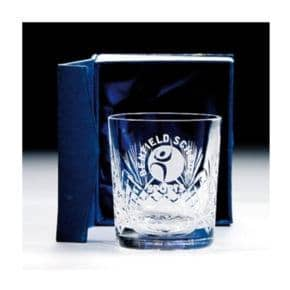 Evan Crystal Whisky Glass
